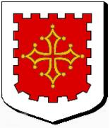 Le blason de l'Aude