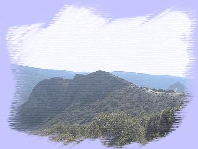 Le roc de l'aigle