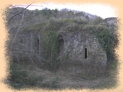 L'église Saint-Pierre de Vals