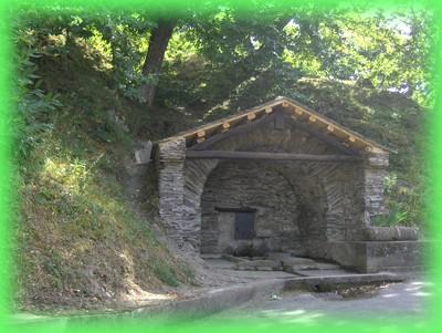 Le lavoir de Saint-André