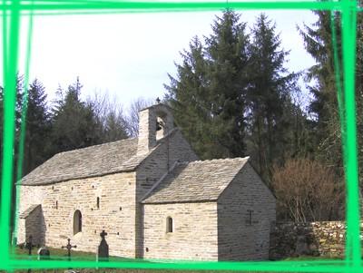 L'église Saint-Sernin