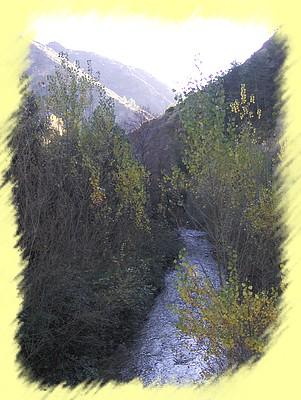 L'Orbiel, la rivière