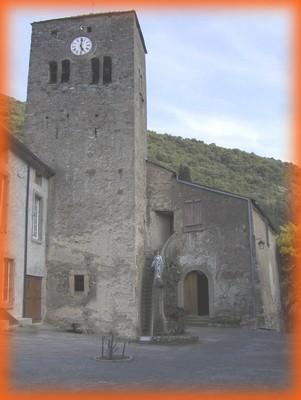 L'église Saint-Hilaire