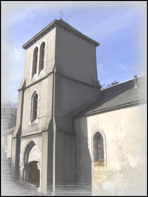L'église Saint-Mathieu