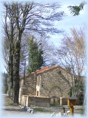 Une maison au village