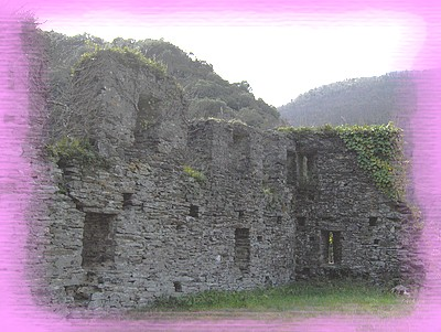 La ruine du château