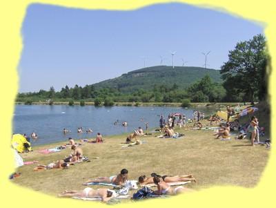 Le lac de Birotos