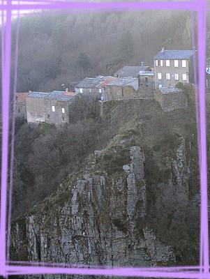 Le hameau de Cubserviès