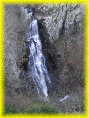 Cascade de Cubserviès
