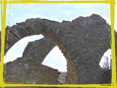 L'église Saint-Julien et Sainte-Basilisse