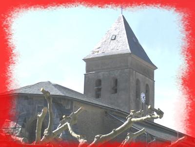 L'église Saint-Baptiste